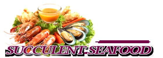 Succulent-Seafood
