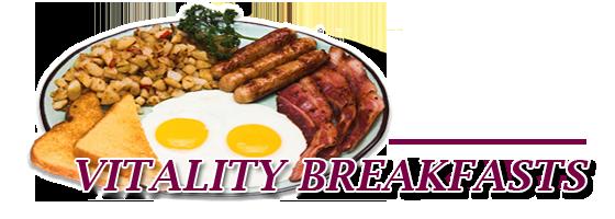 Vitality-Breakfasts