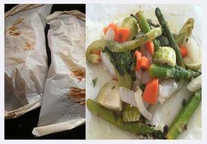 Cod-and-Vegetable-en-Papilotte