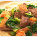 Spicy-Beef-and-Shrimp-Bokchoy